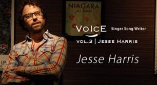 vol.3 Jesse Harris