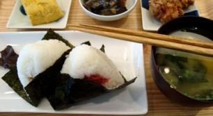 お米カフェ musubimeの一汁三菜セット