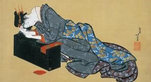 喜多川歌麿、葛飾北斎….人気浮世絵師の肉筆画が約200点!肉筆浮世絵の世界 -美人画、風俗画、そして春画-