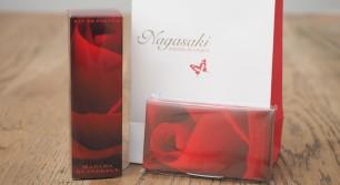 """長崎限定""""恋する香り""""「マダム・バタフライ」シリーズのコスメセットを1名様にプレゼント!"""