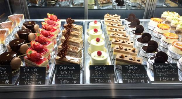 姪浜で見つけた伝統的なフランス菓子のお店 プティジュール