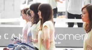 博多駅前広場でヨガ!adidas MeCAMP開催のワークアウトが本格的だった!