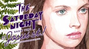 土曜の夜は浄水通りで逢いましょう。 TSNS vol.1 黒木仁史 / The Saturday Night Showtime at Josui st.!