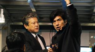 映画『64 -ロクヨン-』舞台挨拶に潜入!佐藤浩市、犯人をバラす?!