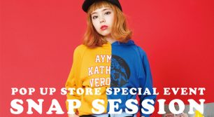Aymmy in the batty girlsのPOP UP STOREが福岡PARCOにて帰ってくる!
