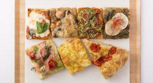 いろいろ食べたい欲張りさんにぴったり! ピザをグラム売りする「PIZZAgRAM」が博多にオープン!