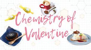 大好きなアノ人と一緒に食べたいイチゴイチエなバレンタインスイーツ特集 Chemistry of Valentine!