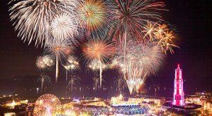感動のエンターテイメント!ハウステンボスの花火が今年も見逃せない!