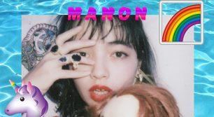 祝!!福岡出身の次世代ガールズ・アイコン『MANON』アーティストデビュー☆