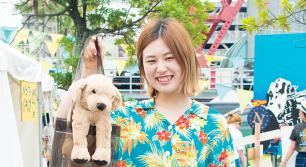 MIKI(22歳 ネイリスト)