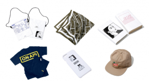 CORNERSHOPオープン記念ONAIRコラボ商品