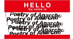 ステンシルアーティスト守矢努個展「Poetry of Anarcho」開催