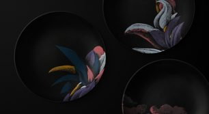 """THE INOUE BROTHERS… feat. Julien Colombier Produced by ONEKILN CERAMICS"""