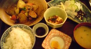 居食酒屋 シオサイの日替り定食