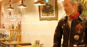 vol.11 Arthur Hollands