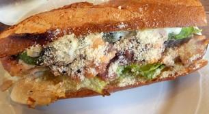 cafe MARUGOの日替りサンドイッチ
