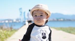 みゆちゃん(1歳)