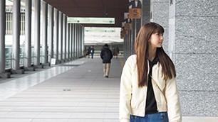 めぐる、モデル VOL.6 福岡で新生活アイテムを探す旅