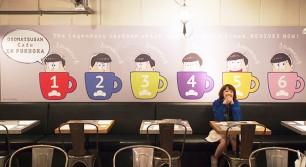 話題沸騰中の『おそ松さんカフェ in 福岡』本日オープン!