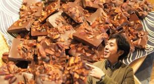 チョコレート専門店『green bean to bar chocolate』が天神にオープン!