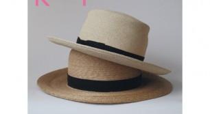 今年もこの季節がやってきた『sashiki 夏の麦わら帽子展』