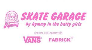 SKATE GARAGE by Aymmy in the batty girls