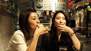 めぐる、モデル VOL.9 食欲の秋到来!終電まで楽しむ福岡夜グルメ旅