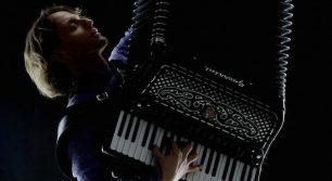 「孤高のアコーディオン・モンスター」 ミシュコ・プラヴィ 3年振り・待望のソロライブツアー
