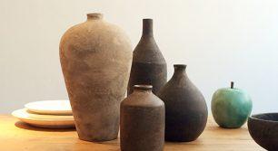 陶胎漆器をデイリーユースに。「sabie 陶器展。」開催