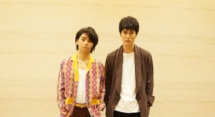 村上虹郎×寛 一 郎・映画「ナミヤ雑貨店の奇蹟」インタビュー