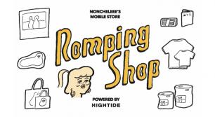 NONCHELEEE × HIGHTIDE 限定ショップ【Romping Shop】オープン!