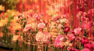 世界的トップアーティストが創る幻想的な花空間。ハウステンボス「花の世界大会&ガーデニングショー」