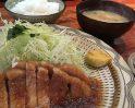 味のかつえだの生姜焼き定食