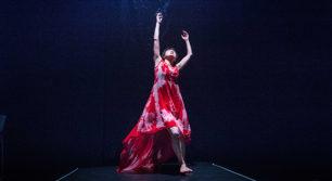 ダンスダイブウィーク2018 森下真樹 「ベートーヴェン交響曲第5番『運命』全楽章を踊る」