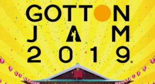 『GOTTON JAM 2019』追加アーティスト、酒造ラインナップを発表!