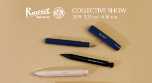 """Kaweco"" COLLECTIVE SHOW @CORNERSHOP"