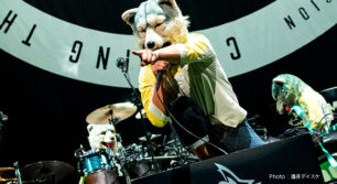 MAN WITH A MISSION がとにかく熱い!熱い!熱い!