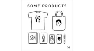 イラストレーターNoritakeグッズフェア「SOME PRODUCTS」開催!