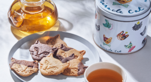 世界に一つだけのネコクッキー「Miracle Cat Cookie Tin」新発売!